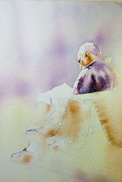 Pas A Pas Lecteur Accessible Aquarelle Marichalar Watercolor