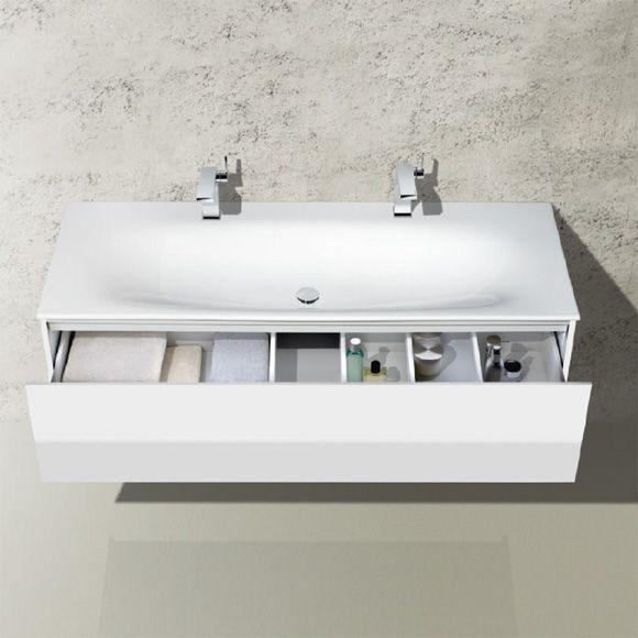 keuco edition 11 doppelwaschtisch 31160311402 reuter. Black Bedroom Furniture Sets. Home Design Ideas