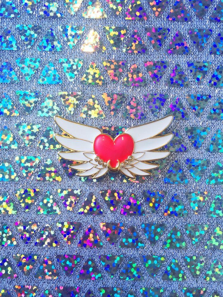 Image of Eternal Heart Brooch
