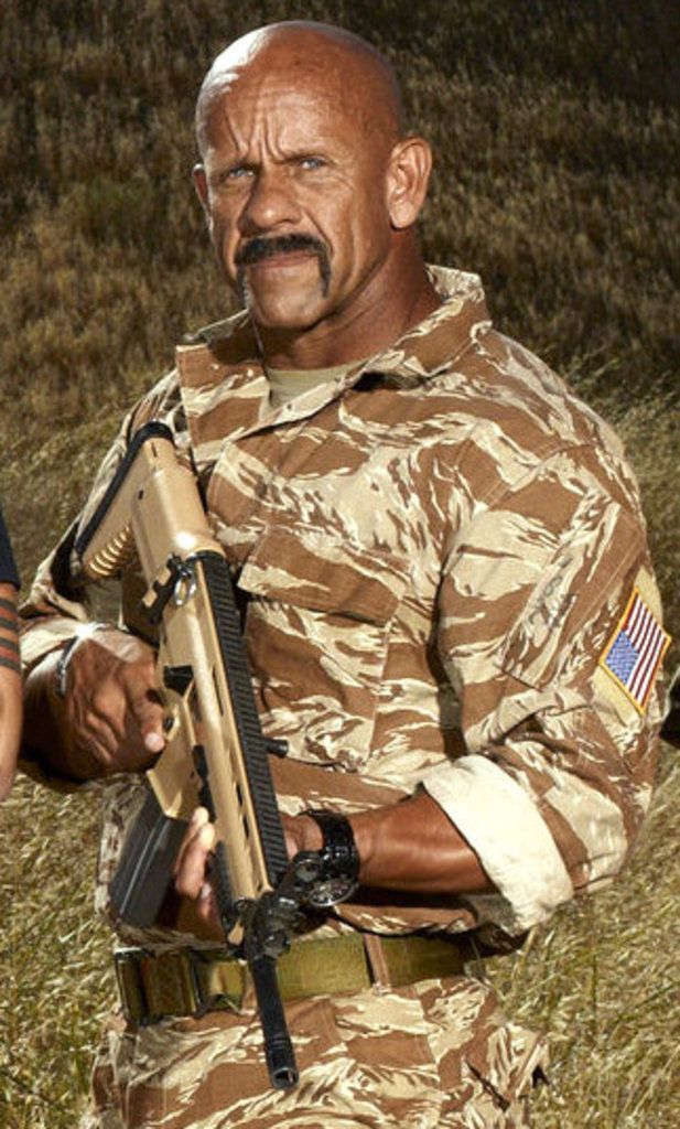 Delta Force Operator and Friend of Chris Kyle Goes Beast