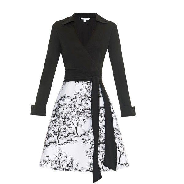DIANE VON FURSTENBERG Amelianna dress ($723) ❤ liked on Polyvore ...