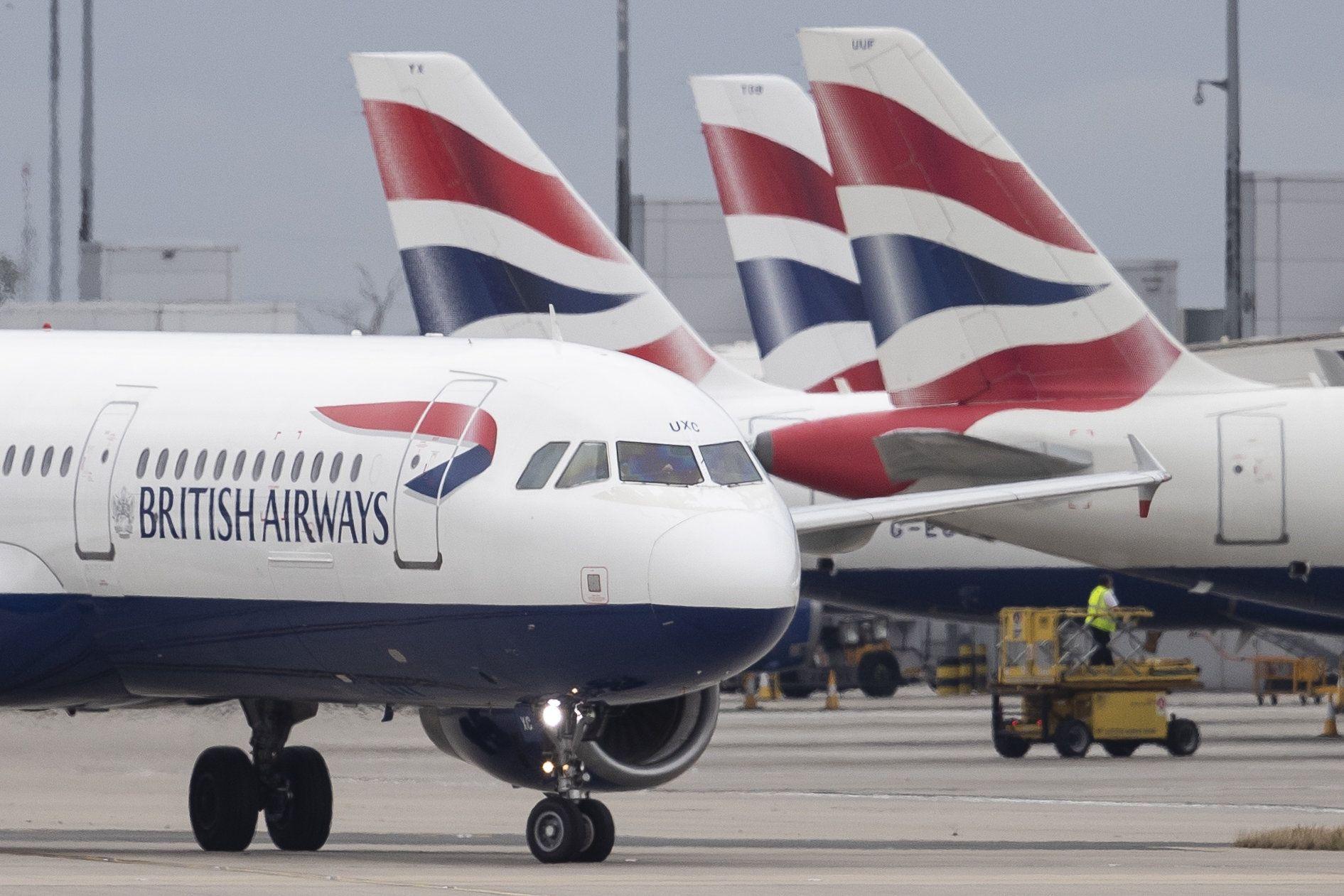 British Airways Cancels Almost All Flights Over Pilot Strike