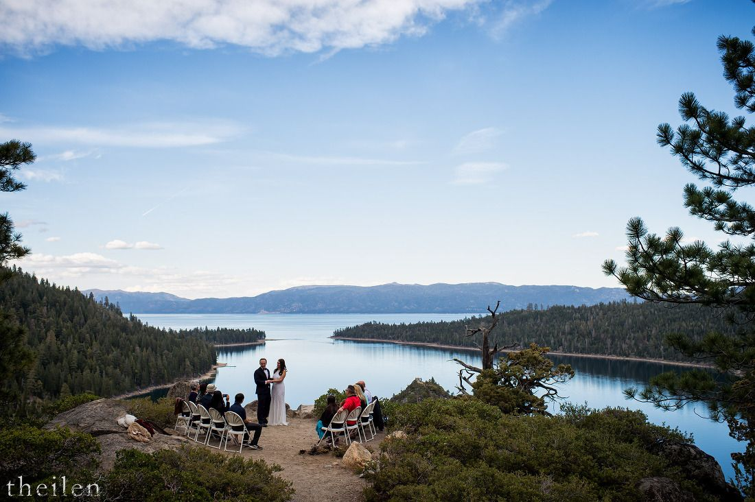 Andy behnaz emerald bay elopement with images