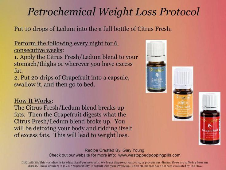 young living weight loss - Google Search