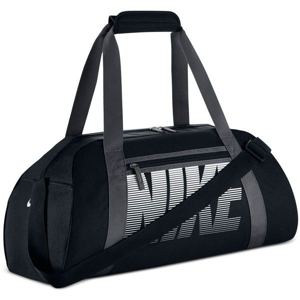 Nike Gym Club Duffel Bag (455.175 IDR) ❤ liked on Polyvore featuring bags  and