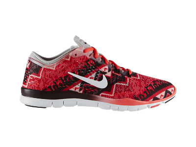 nike free 5.0 tr fit 4 print trainers on biggest