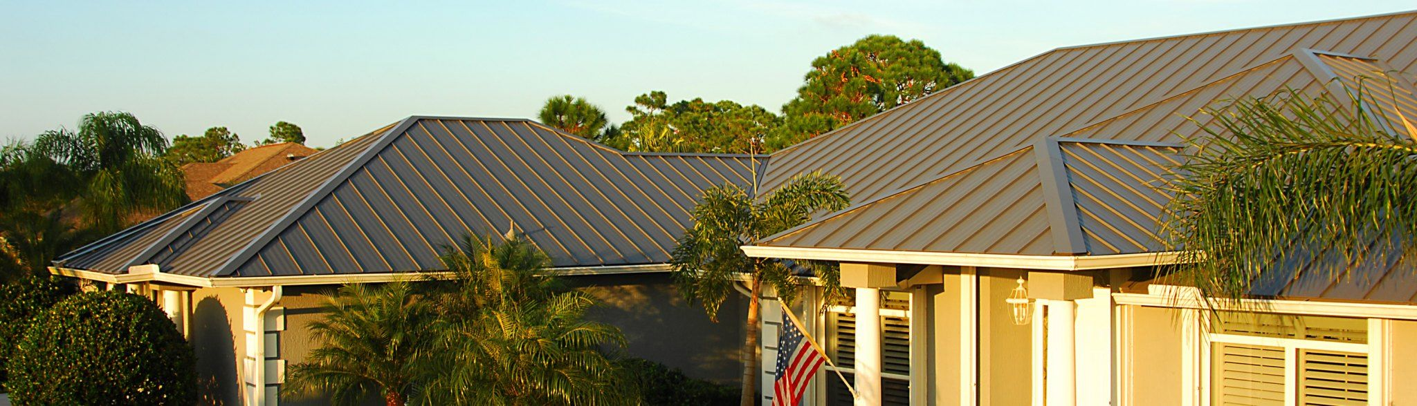 Why A Metal Roof The Fastest Growing Category Of Roofing In The U S For Good Reason Beautiful Roofs Metal Roof Roof Cost