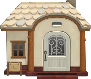 Animal Crossing New Horizons Villager House Exterior Designs Complete List House Designs Exterior House Exterior Exterior Design