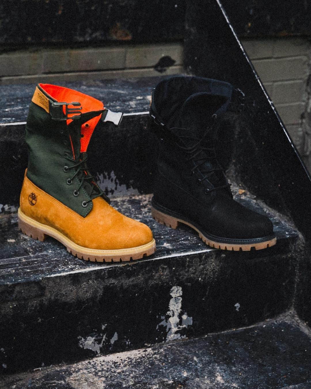 55bb48157d3 Boot game strong.  Timberland 6