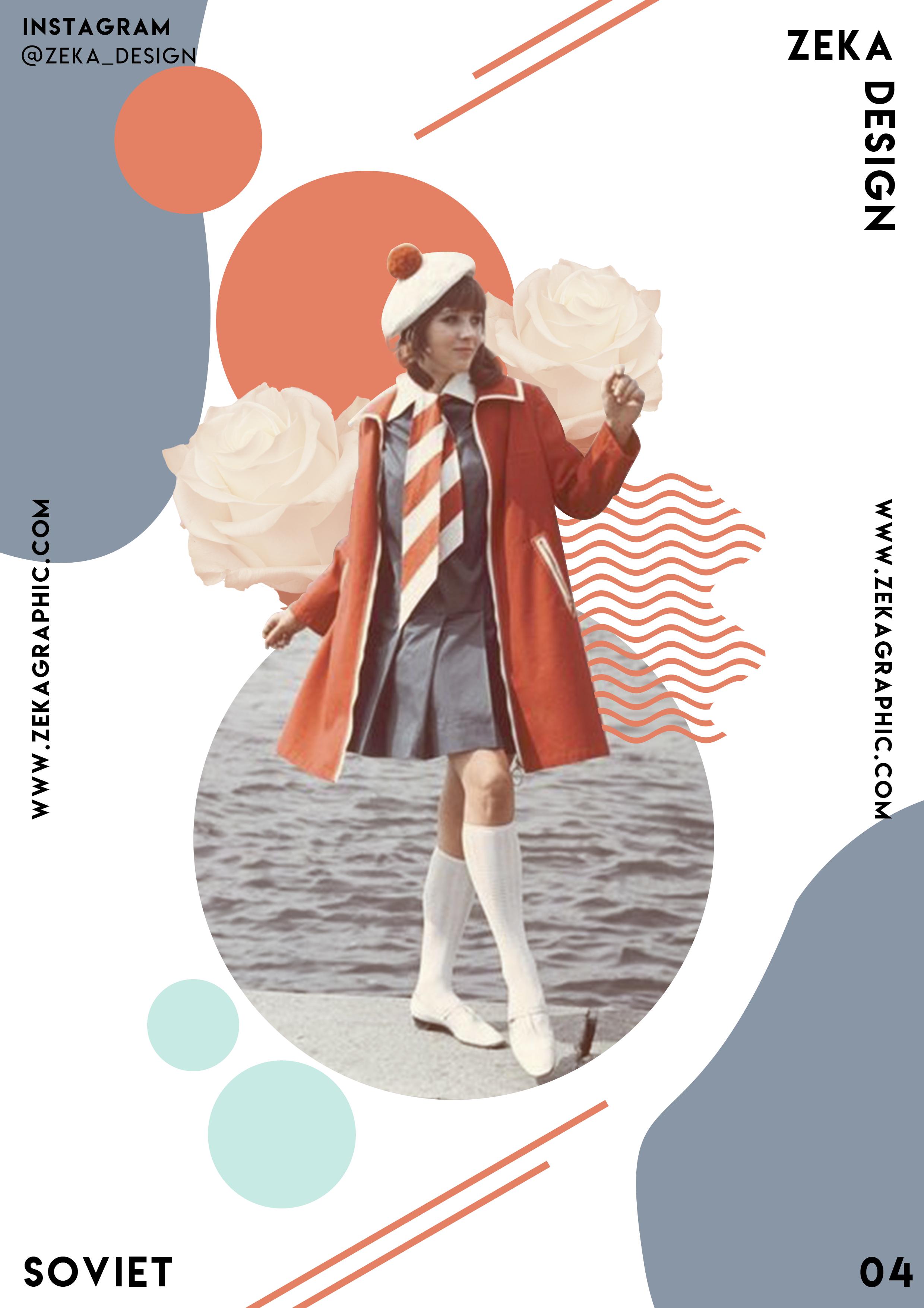 Soviet Poster Design 04 Zeka Design