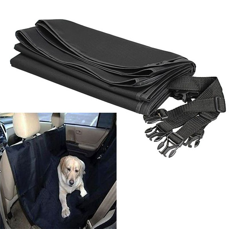 New Arrival Dog Pet Cradle Cover Mat Blanket Hammock Cushion Protector Car Rear Back