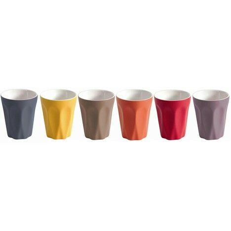 Gobelets porcelaine 8cl