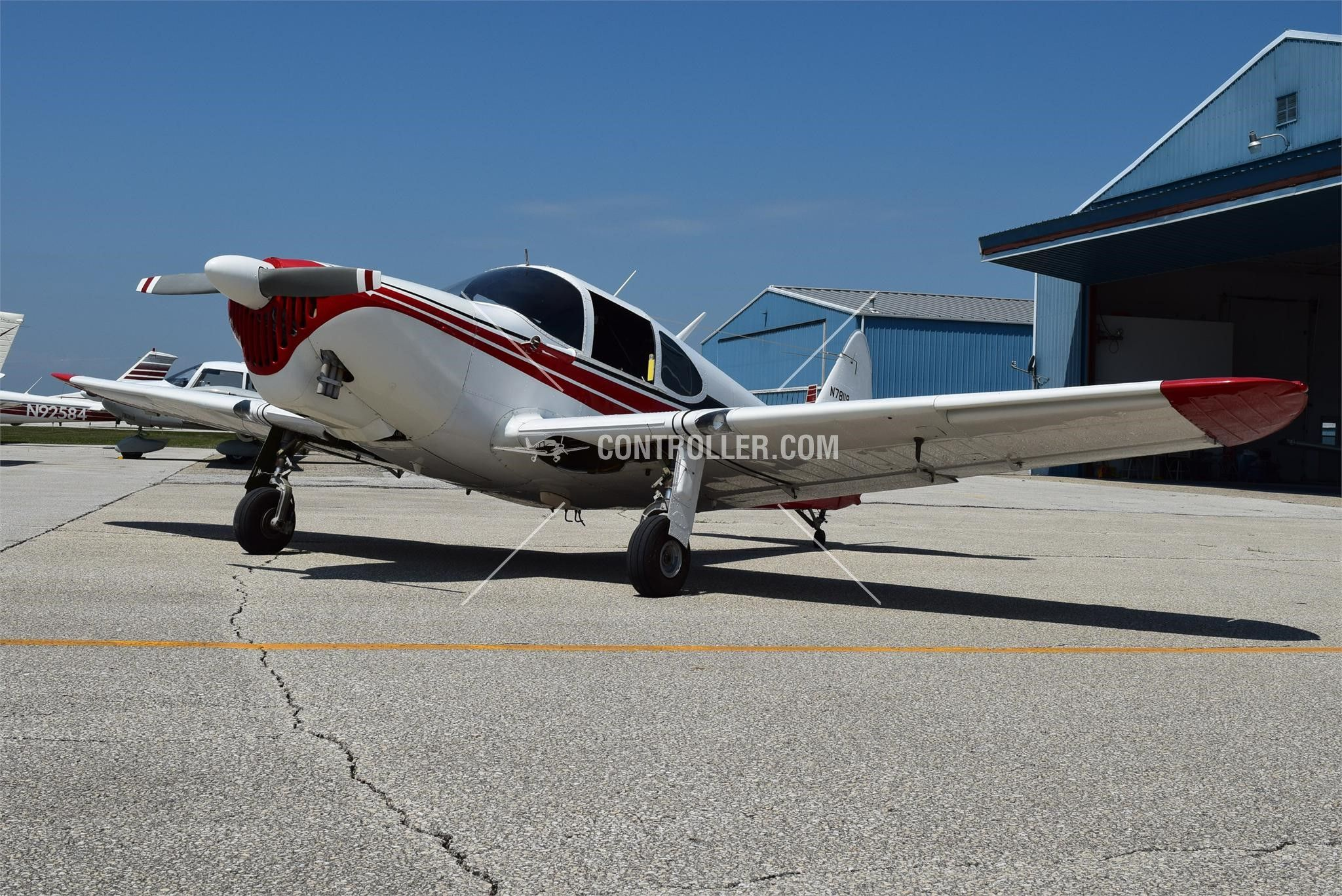 1946 GLOBE SWIFT GC-1B 125 HP $33K | Aircraft for sale