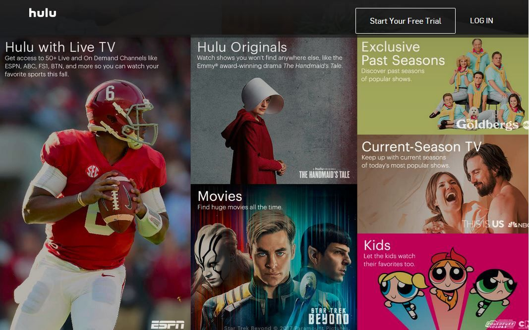 Hulu Live TV vs Sling Orange+Blue. Which one is better
