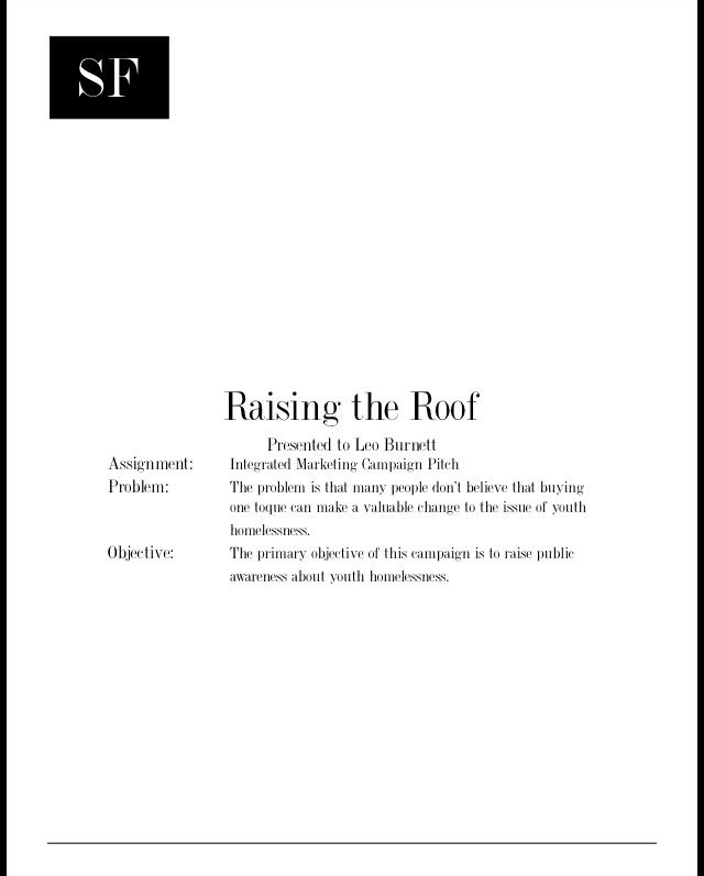 Raising The Roof Title Page Linkedin Resume Job