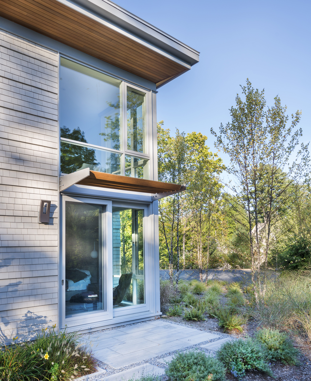 Flavin Architects | Nat Rea Photography // cedar shingles. large ...
