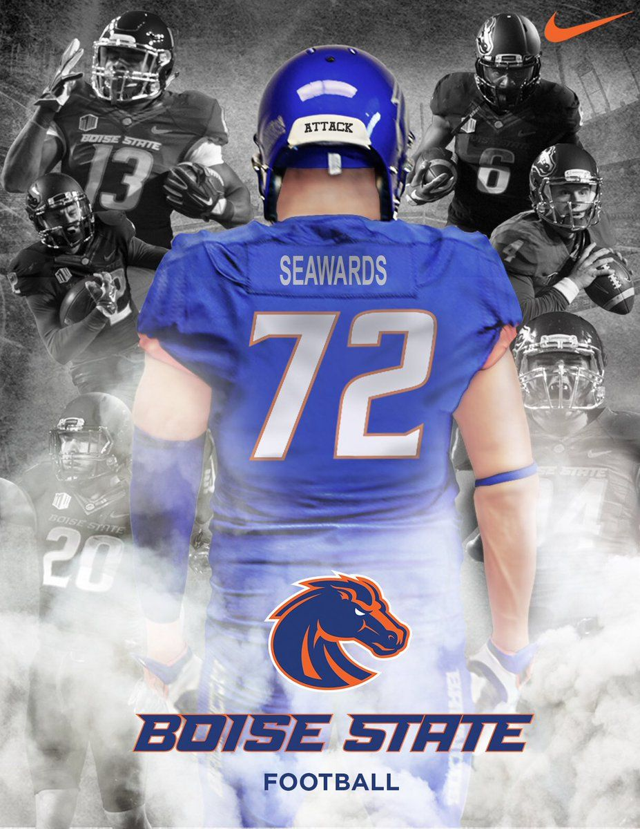 Boise State Football recruiting, College football