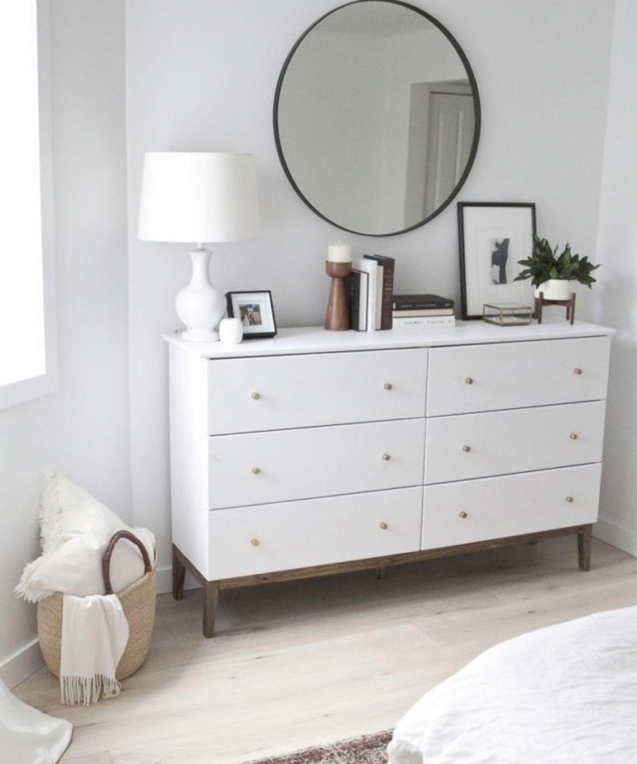 Painted mcm dresser | living room | Pinterest | Dresser, Bedrooms ...