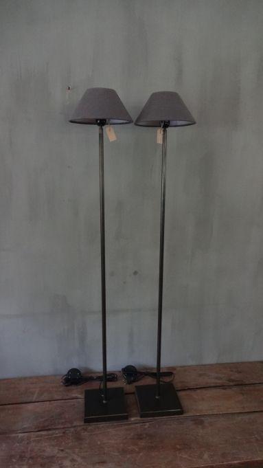 Staande Lamp Met Kleine Kap.Staande Lamp Lamps Lampen Huis Verlichting En Staande