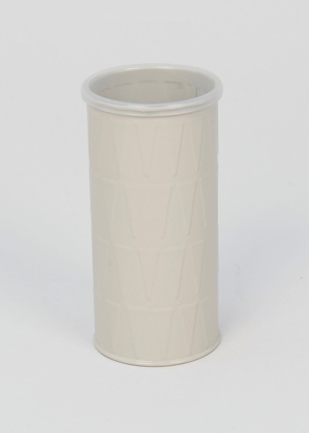 Bathroom Retro Tumbler (13cm x 6cm) - Matalan