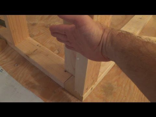 How To Frame A Wall Corner Youtube Howtobuildashed In 2020 Shed Plans Wood Doors Interior Diy Building