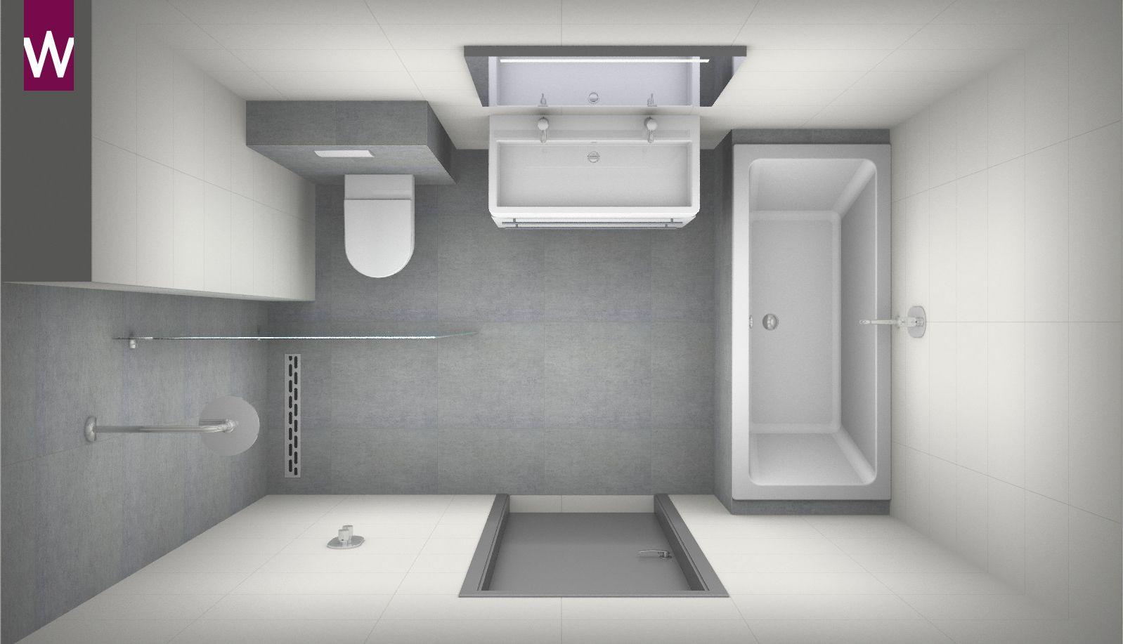 Badkamer ontwerpen badkamer badkamers en for Ontwerp badkamer 3d
