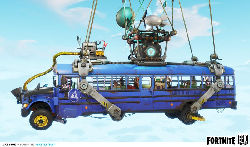 Fortnite Battlebus Images Pin On My Saves