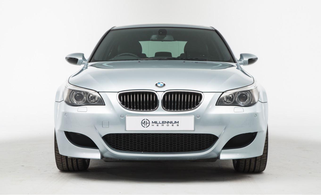 2006 BMW E60 M5 BMW M5 Cars