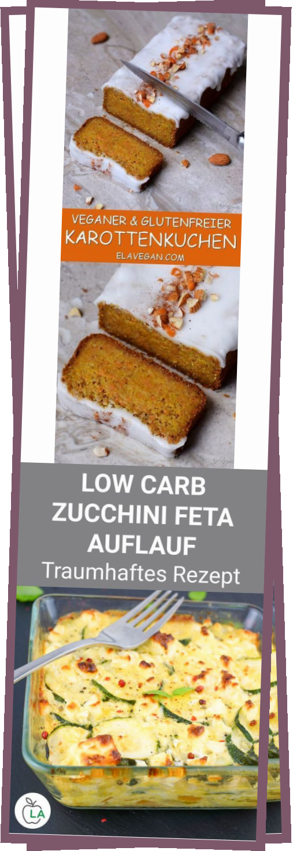 Photo of Karottenkuchen Vegan  Glutenfrei  Rezept Ohne Zucker – Elavegan