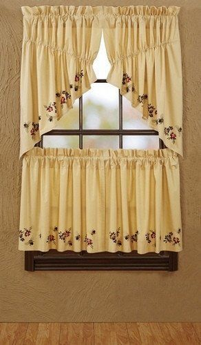 our cambrie lane bee prairie swag curtains go with our cambrie lane