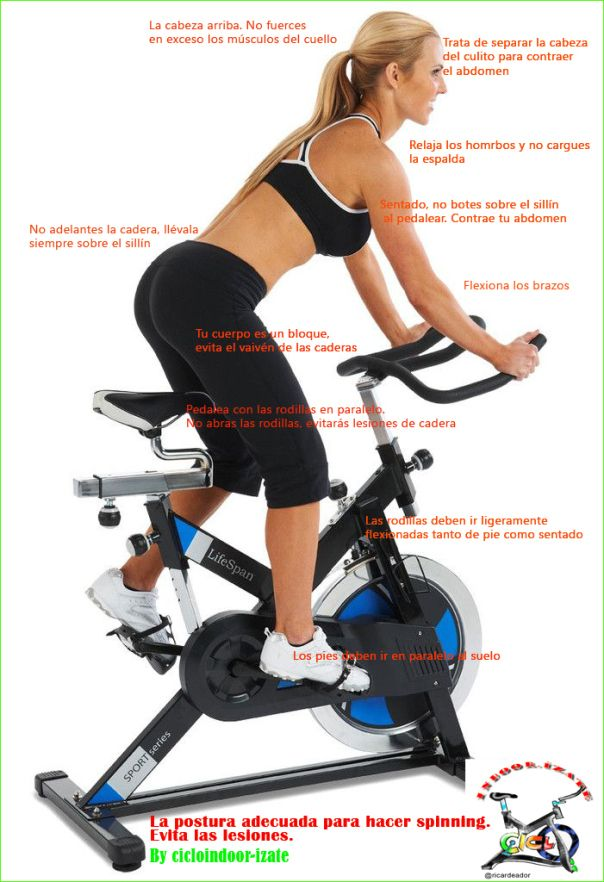 bicicleta eliptica con sillin