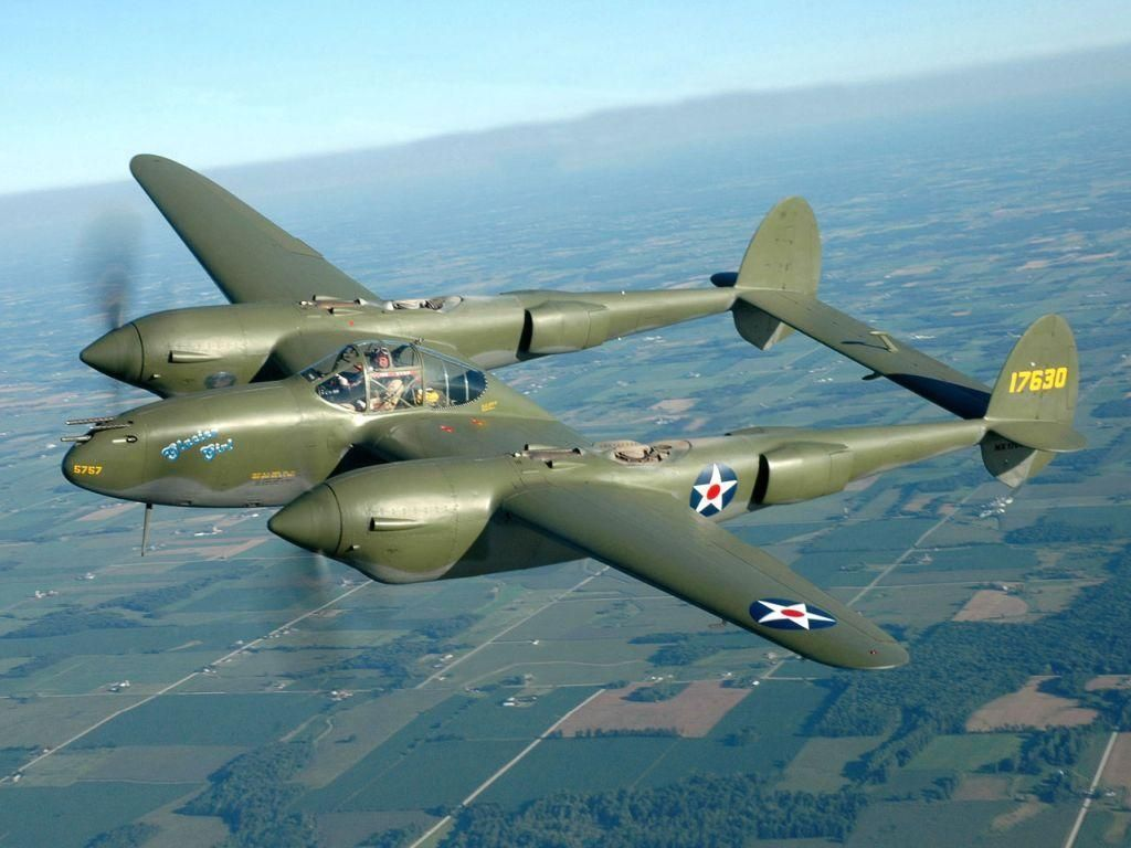 Wwii P 38