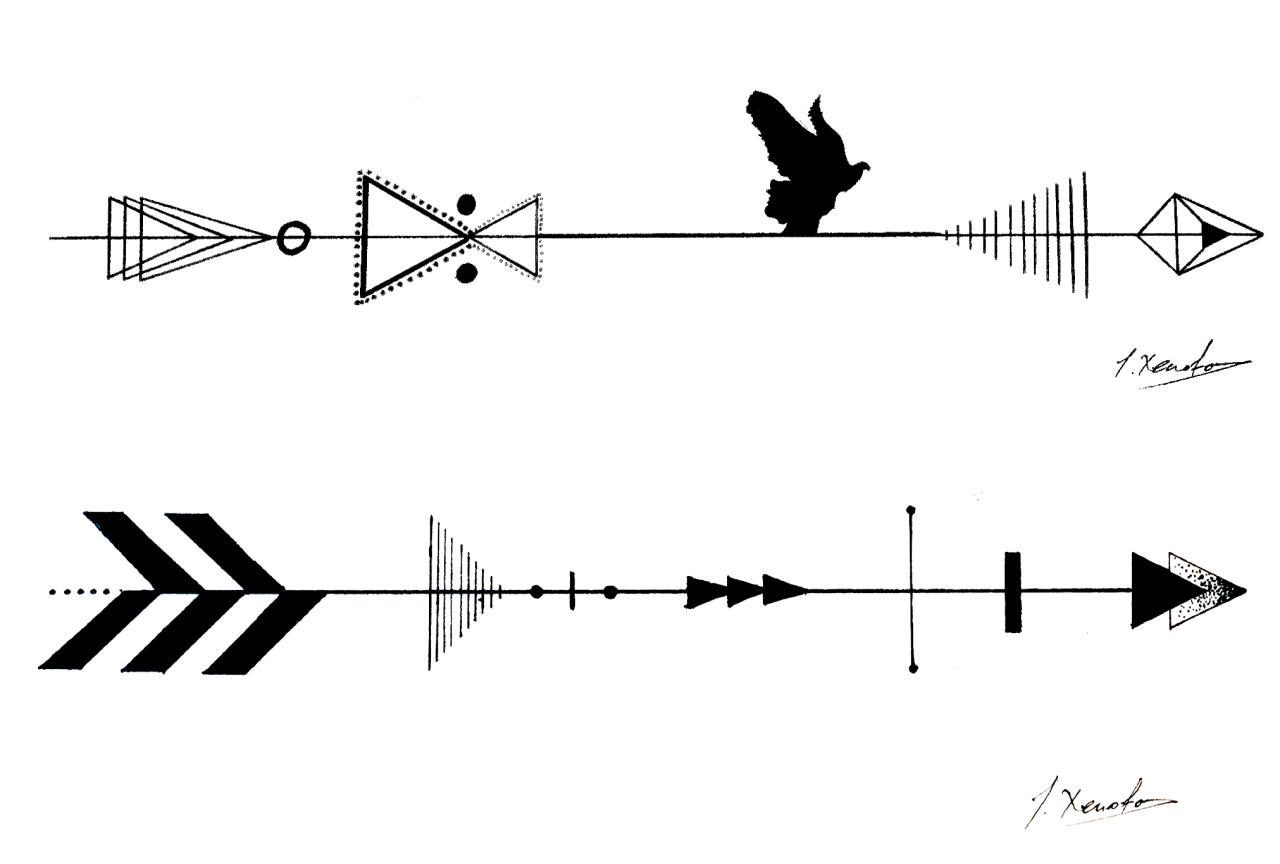 """Vaizdo rezultatas pagal užklausą """"arrow tattoo"""" Arrow"""
