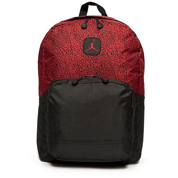 99cd3700bd4fb1 Jordan 365 Backpack ( 50) ❤ liked on Polyvore featuring bags ...