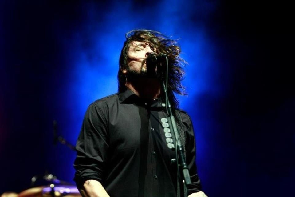Dave Grohl.<3