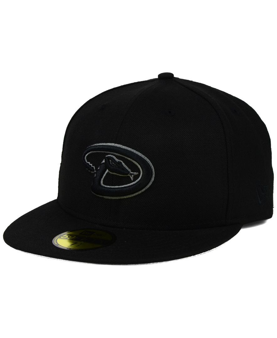 25427116553 New Era Arizona Diamondbacks American Patch Redux 59FIFTY Cap