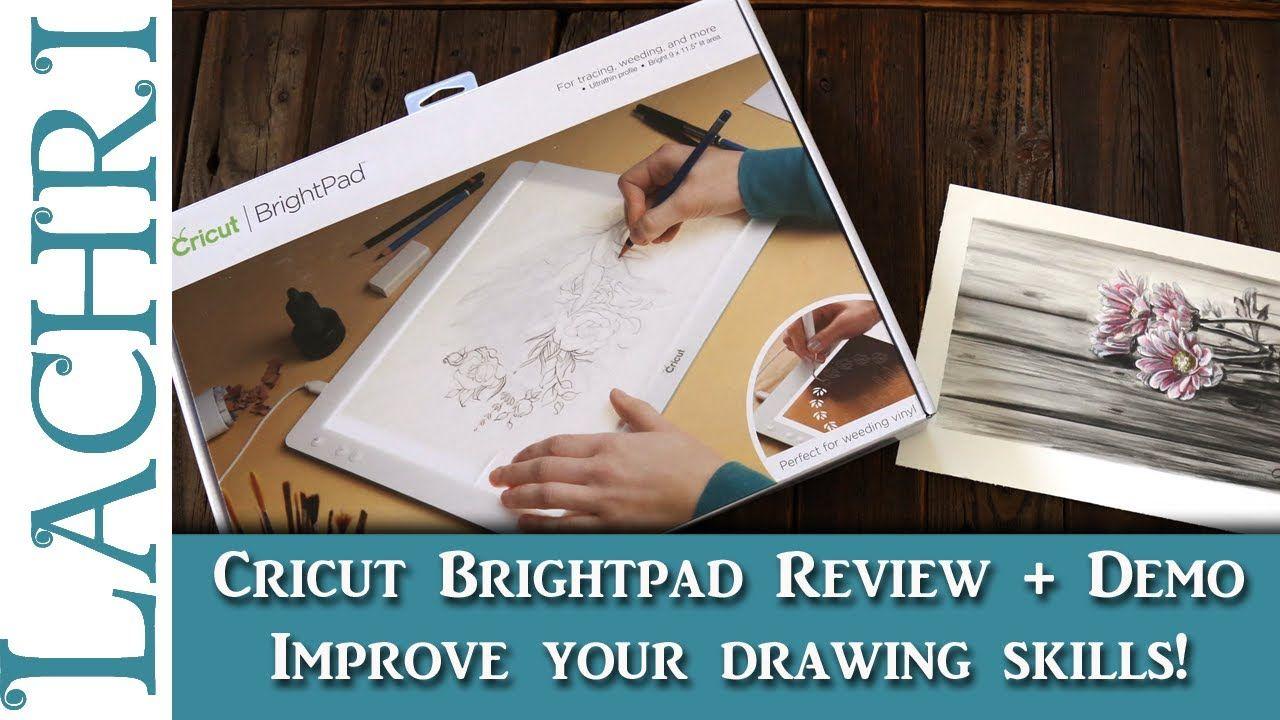 Improve Your Drawing Skills W Cricut Brightpad Givaway Demo W Lachri Drawing Skills Drawings Art Instructions
