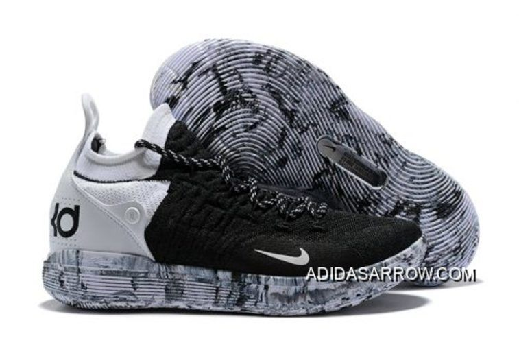 Copuon Nike KD 11 Black/Black-White