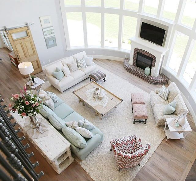 Living Room Design Layout Examples #homedecor #homedecorideas