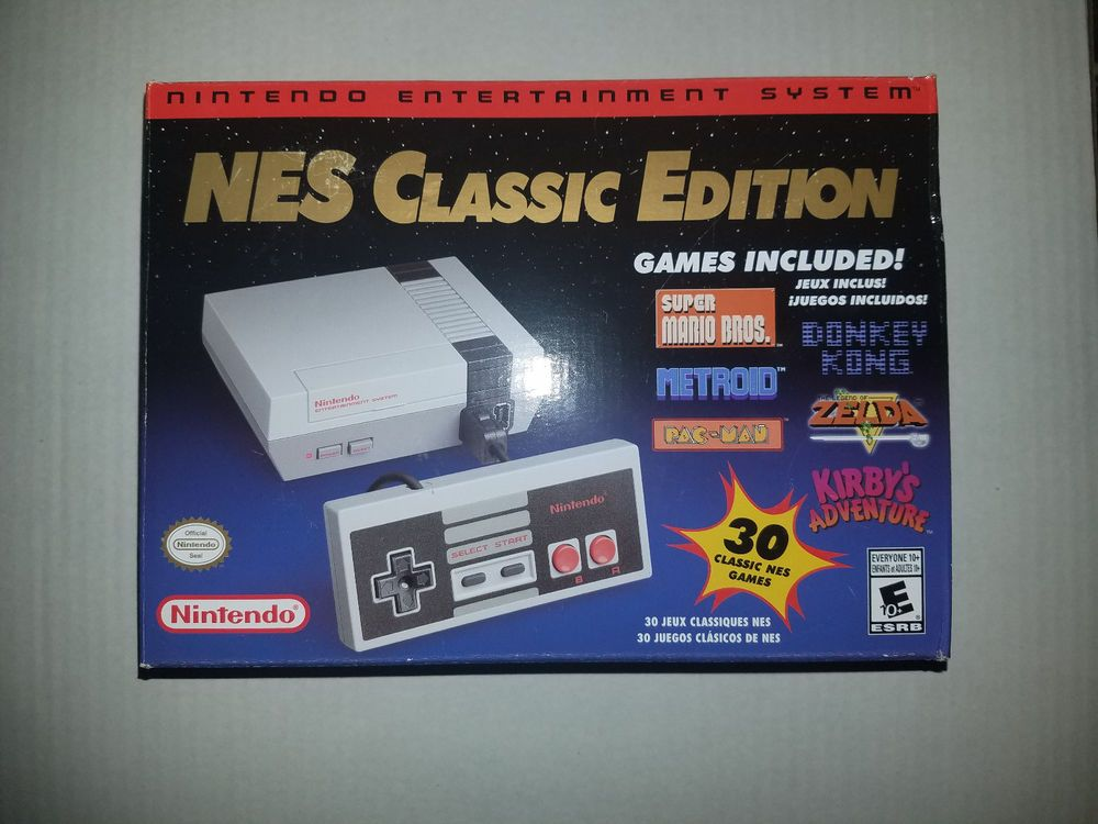 Nintendo Entertainment System Nes Classic Edition Arts 222