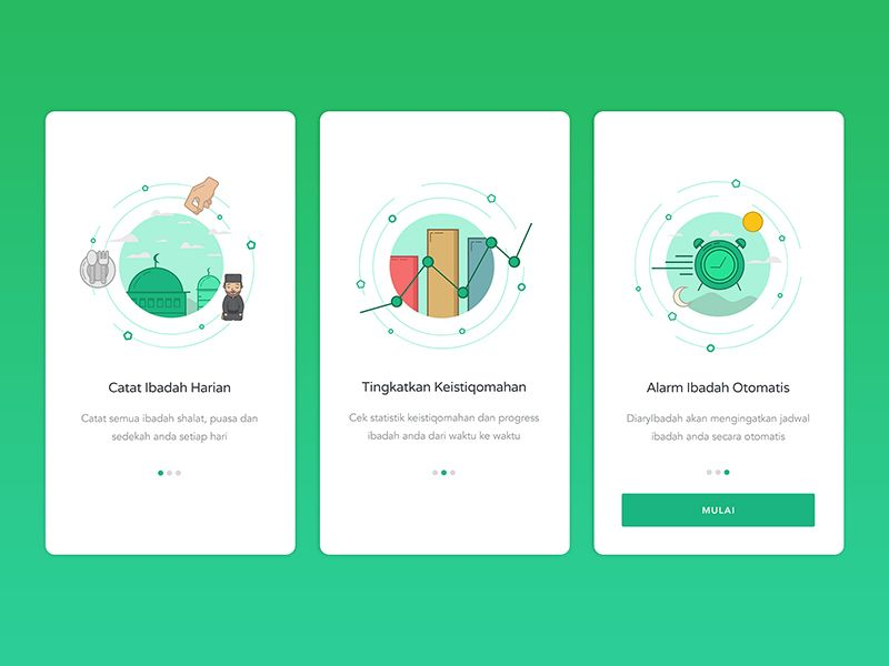 Guide page for an awesome app am been working on lately with my team at illiyin. Feedback always appreciated. Dont forget to check out real-pixel