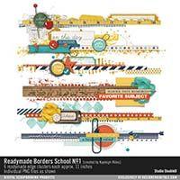 Readymade Borders: School No. 01