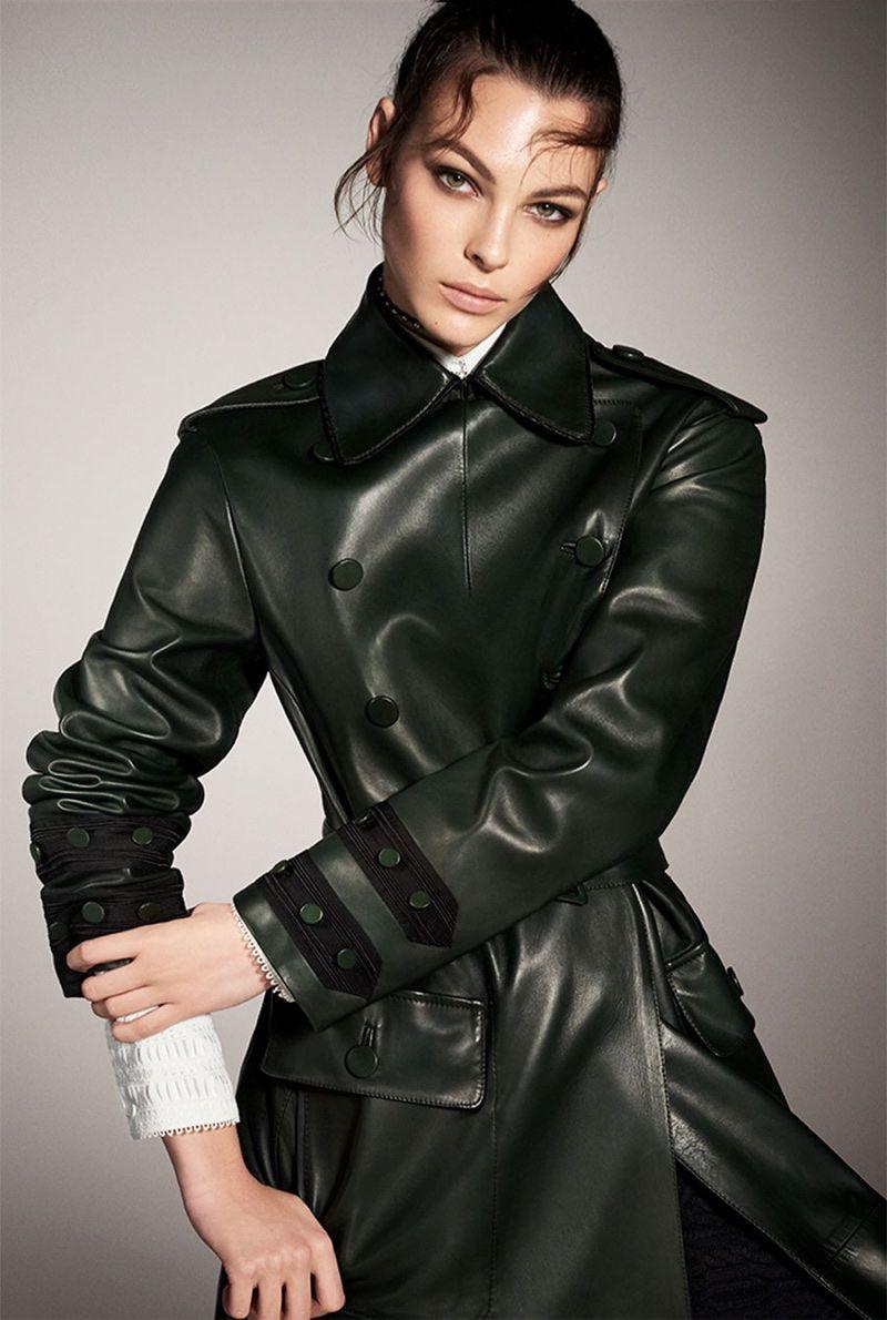 Zara Showcases Chic Outerwear in Fall 2017 Campaign ...
