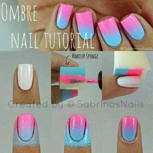 Diceos fciles de uas nails 4 pinterest manicure makeup and diceos fciles de uas solutioingenieria Gallery