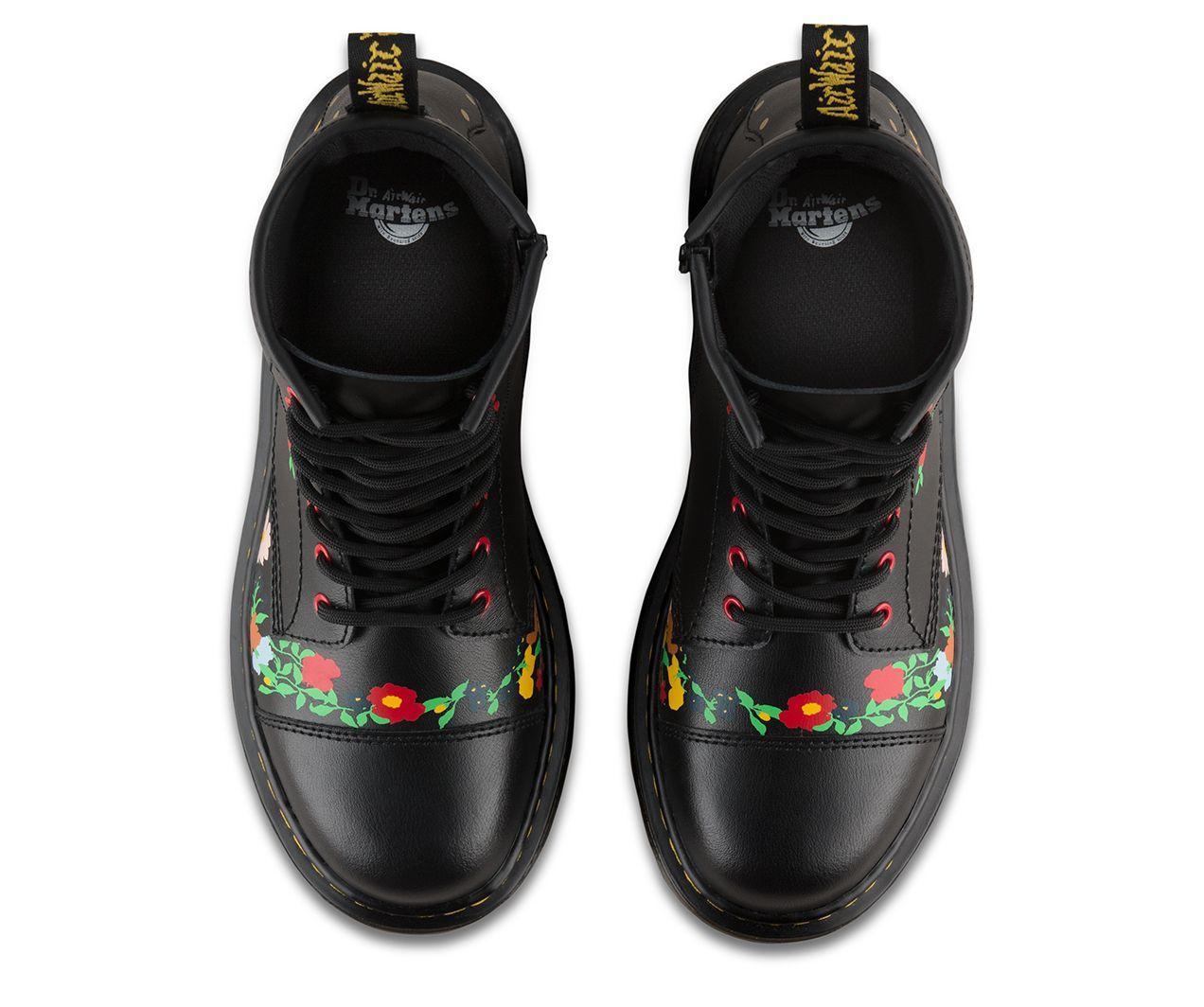 Dr martens 1460 pooch flower jugendliche | Shoes | Dr