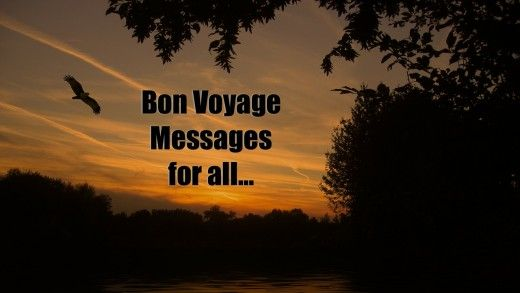 What to say in a Bon Voyage card - Messages for Friends ...