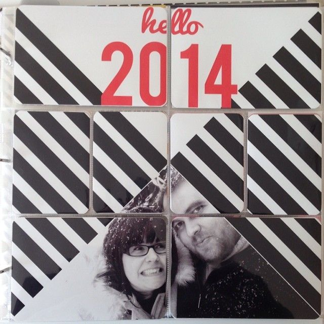 LOVE @Elizabeth Lockhart deWolfe's 2014 title page