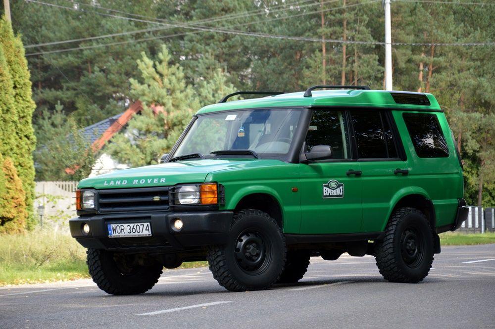 Land Rover Discovery 2 Land Rover Discovery 2 Land Rover Discovery Land Rover