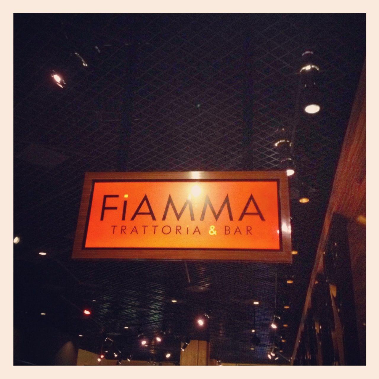 Las Vegas Restaurant: Fiamma Las Vegas