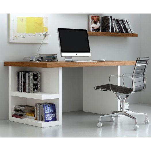 tema multi computer desk allmodern home office pinterest